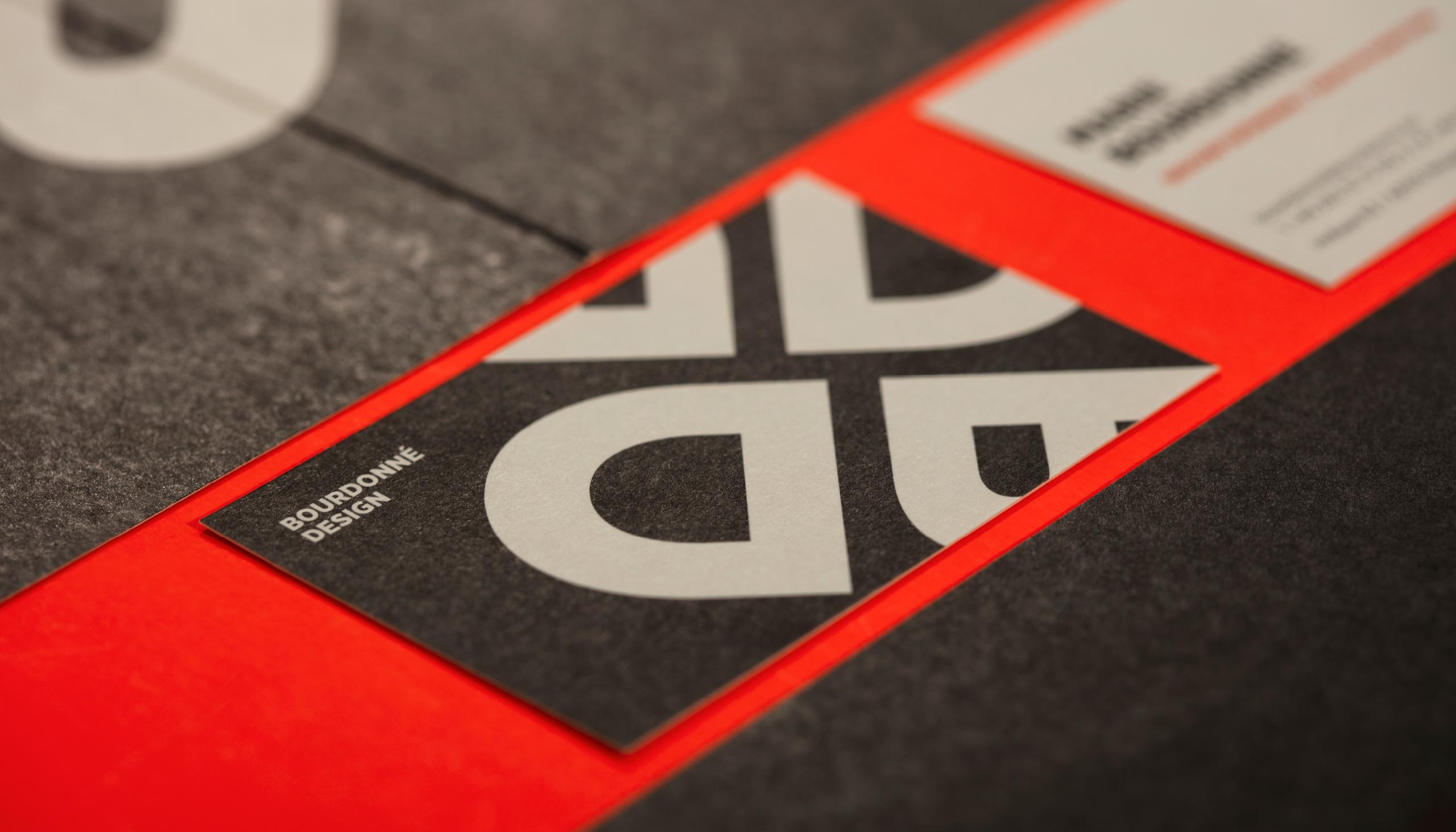 Bourdonné Design Corporate Design Geschäftsausstattung