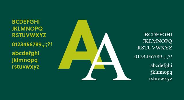 Fasel und Fasel Typografie Bourdonné Design