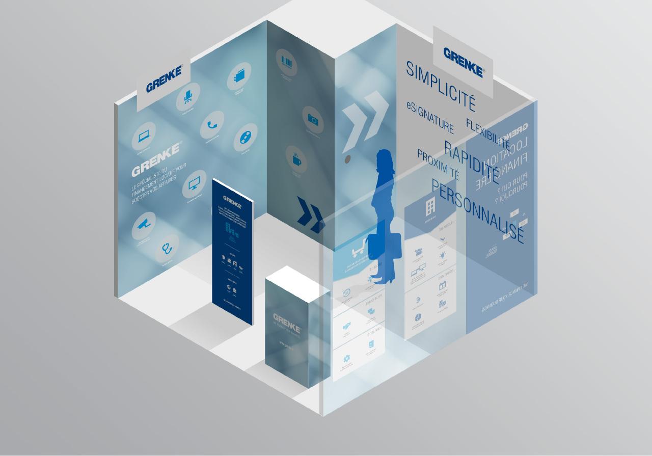 Bourdonné Design Grenke Redesign