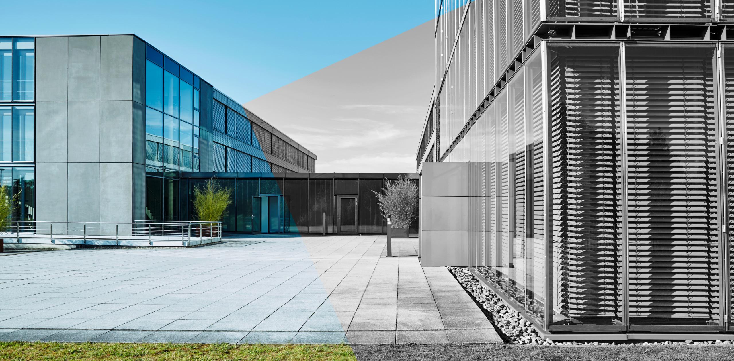 Bourdonné Design Grenke Shooting Architektur