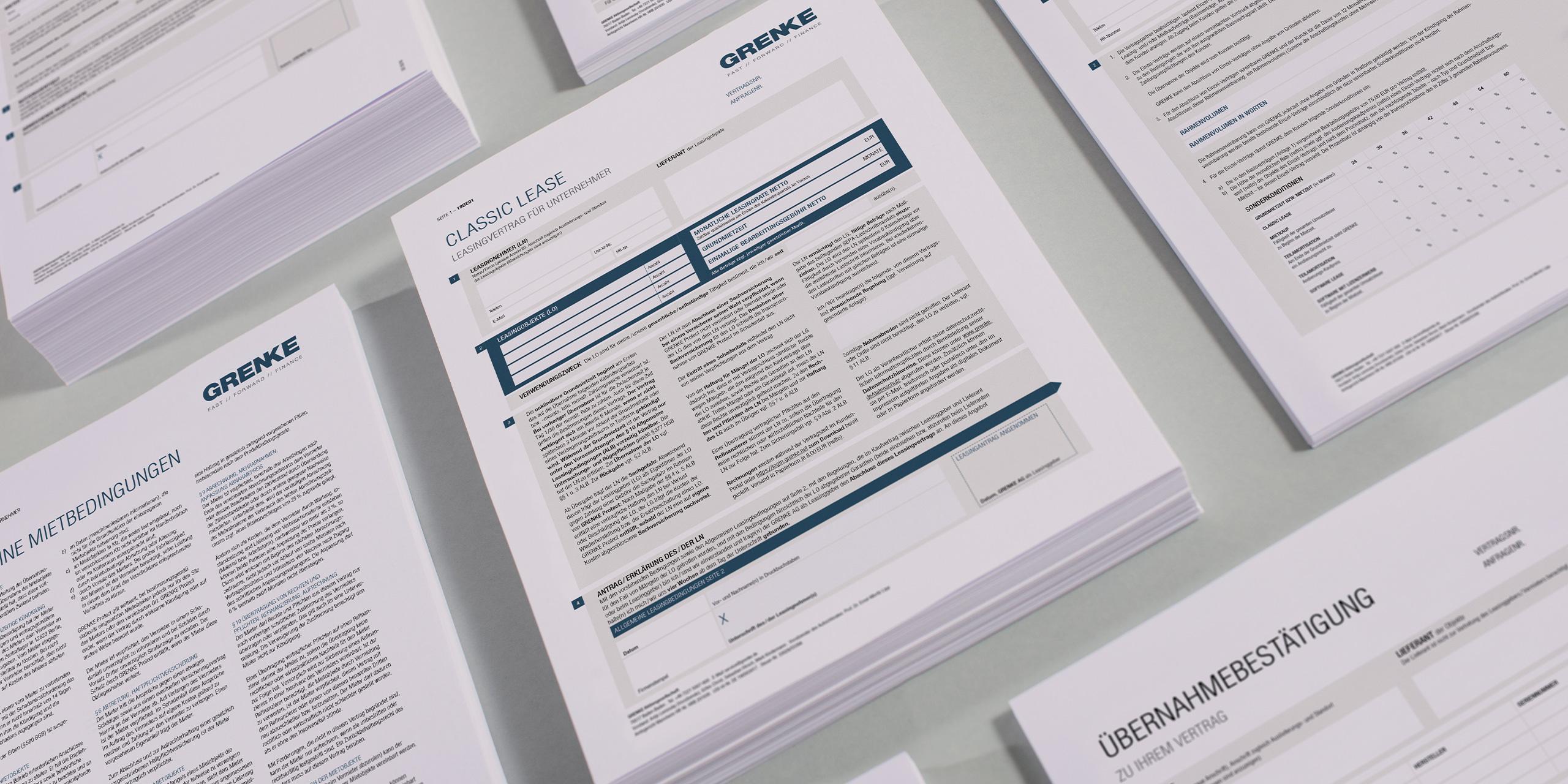 Grenke Verträge Bourdonné Design
